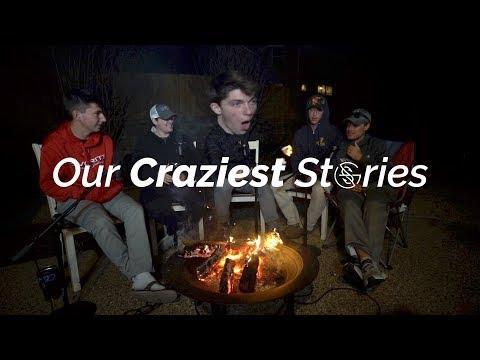 Our CRAZIEST STORIES!! (Special edition CampfireCast) -- Googancast #13