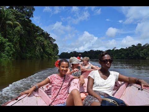 Isadou Suriname - Orange Travel