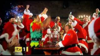 """Clash Of The Santas""Trailer ITV1"
