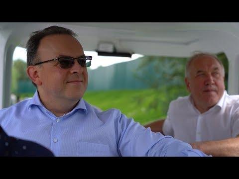 «Впечатления от увиденного прекрасные»: старший вице-президент ВТБ – о Городе Спутнике