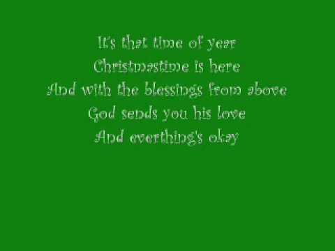 Merry Christmas, Happy Holidays - N'Sync - With Lyrics - YouTube