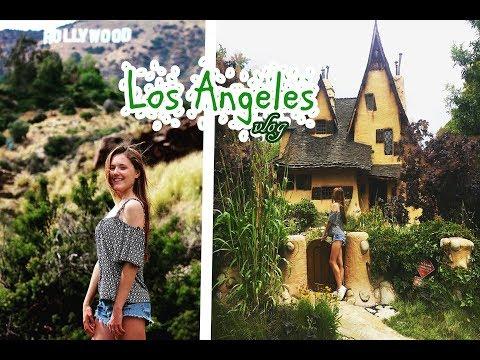 ВОЛШЕБНЫЙ ДОМ В ЛОС АНДЖЕЛЕСЕ? Hollywood, дом из АИУ, пробники и милый домик)