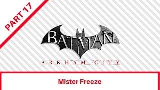 Batman: Arkham City [17] - Mister Freeze