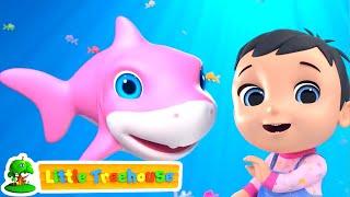 Baby Shark Song | Baby Shark Doo Doo Doo | Nursery Rhymes & Music for Babies by Little Treehouse