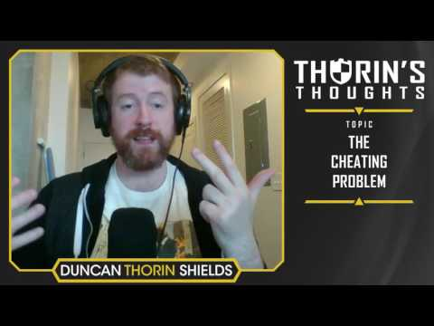 Thorin's Thoughts - The Cheating Problem (CS:GO)