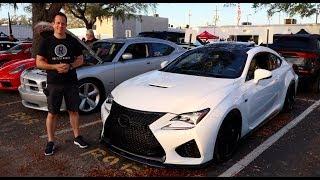 Lexus RC F 2015 Videos