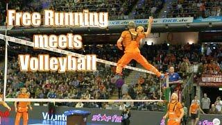 Urbanamadei Show Team - Freerunning meets Volleyball
