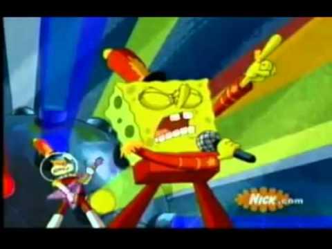 SpongeBob SquarePants - Elements (RIDER CHIPS Cover)
