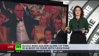 Drama denouncing corruption in Russia wins Golden Globe