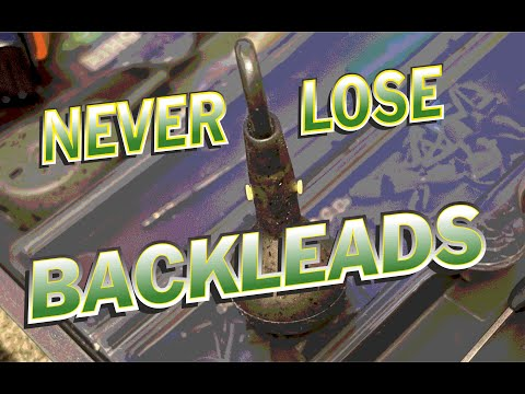 How To Never Lose A Back Lead Carp Fishing 2020