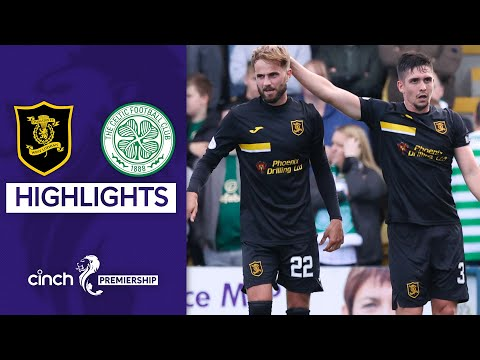 Livingston Celtic Goals And Highlights