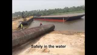 Accomodation Barge Construction Project Nigeria