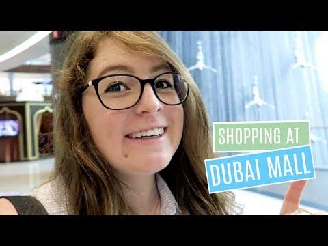 BIGGEST MALL IN THE WORLD | Dubai Mall