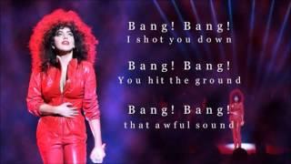 Bang Bang Lady Gaga -Karaoke Version