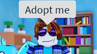 The Roblox Adoption Experience