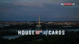 HOUSE OF CARDS trailer (Sky Atlantic)