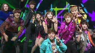 【TVPP】f(x) - Collaboration stage with SHINEE, 에프엑스 - 샤이니와 합동 무대 @ 2012 KMF