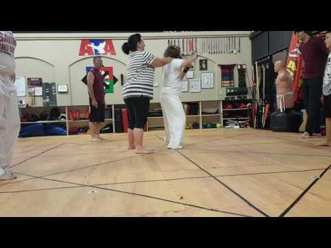 Lake Havasu Black Belt Academy Krav Maga gauntlet test