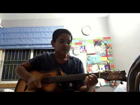 Country roads on guitar (G major)