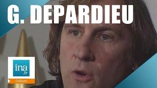 "Gérard Depardieu ""Colonel Chabert"" | Archive INA"