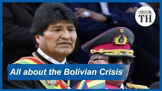 All about the Bolivian crisis