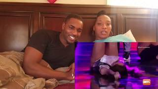 CHRIS BROWN MEDLEY (SOUL TRAIN MUSIC AWARDS)[ COUPLES REACTION