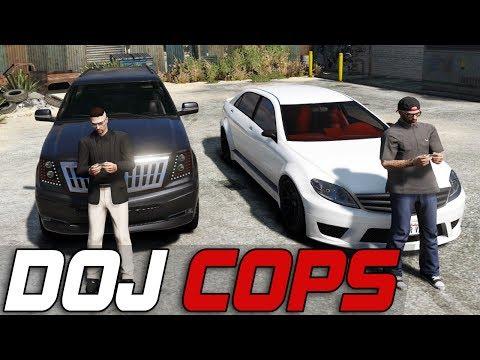 Dept. of Justice Cops #204 - Uber vs Lyft Face Off (Criminal)