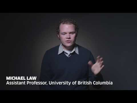 Michael Law  Cost is a barrier to medicine access for Canadians
