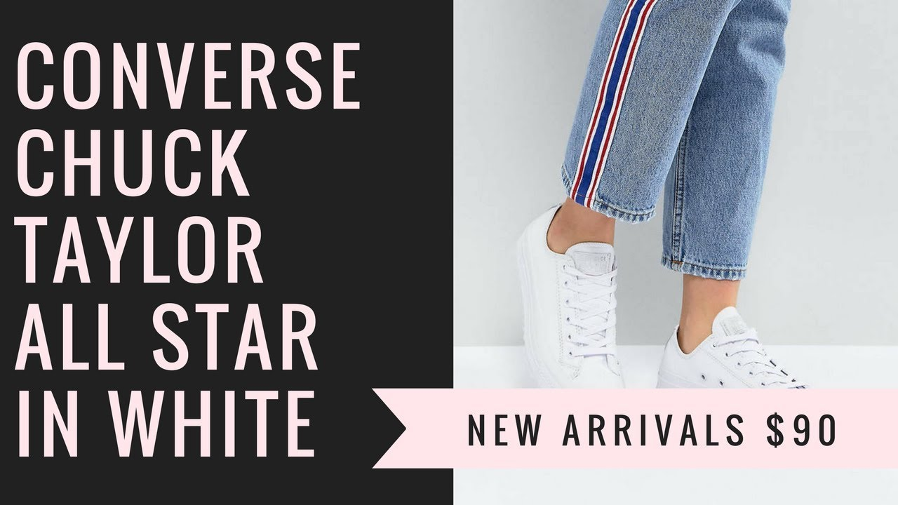 b5bd06b99d9dd2 Converse Chuck Taylor All Star Lift Ripple Ox Sneakers In White ...