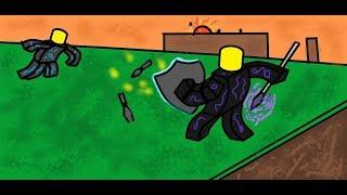 ROBLOX - Combat zero - First gameplay on CZ