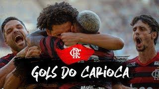 Gols do Flamengo no Campeonato Carioca 2019