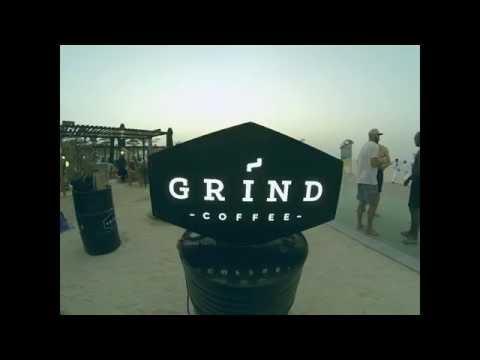 Happy International Coffee Day - Kitebeach Dubai - Oct 1st, 2016 - GoPro Hero 3 + ikan fly-x3 plus
