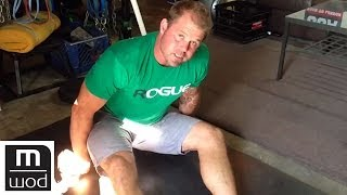 High hamstring pain and trigger points | Feat. Kelly Starrett | MobilityWOD