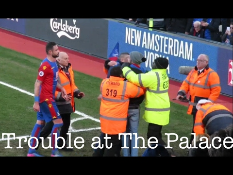 Vlog 006 - Trouble at The Palace - CPFC v SAFC