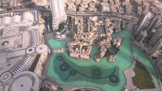 Travel : World Trip 136 : UAE, Dubai - Visit to the Burj Khalifa Tower