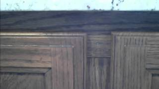 Bathroom Remodeling Part 14e (cabinet Doors Done And The Project Is Completed)