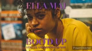 """Ella Mai """"Boo'd up"""" 1 Hour Loop"""