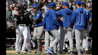 Royals manager Ned Yost on altercation with White Sox