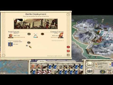 Let's Play Invasio Barbarorum - 04 - The King Beyond the Wall