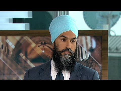 Jagmeet Singh says he'd attend future Sikh-separatist events