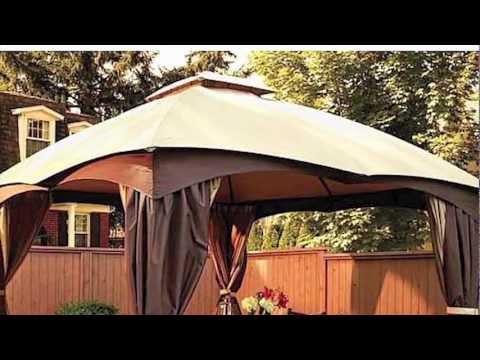 Garden Winds Best Large Gazebo 2012