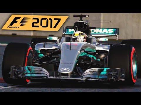 F1 2017 GAMEPLAY | 2017 CARS, CLASSIC CARS, MONACO AT NIGHT!