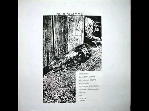 v/a 'NEUENGAMME' LP - Broken Flag, UK. 1982 (FULL ALBUM)