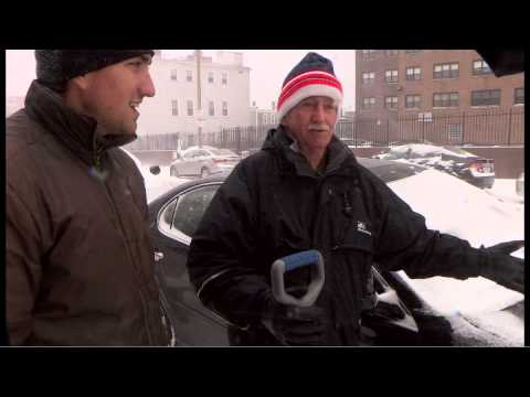 Reporter Billy Baker interviews his dad about the informal rules of snow parking in South Boston