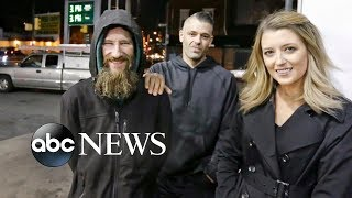 Homeless man will receive GoFundMe funds
