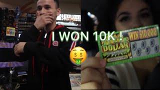 I got caught stealing prank turn into I won the lottery!!! thumbnail