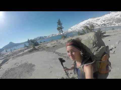 Desolation Wilderness Backpacking Trip