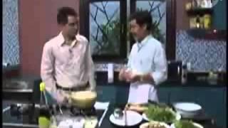 Hướng dẫn nấu cháo cá lóc rau đắng