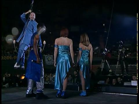 DJ BoBo - I'LL BE WAITING ( Mystasia Tour 1999 )
