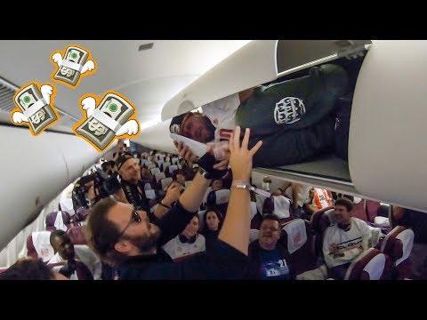 Je prends l'avion des milliardaires